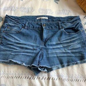 Forever21 Cut-Off Denim Shorts
